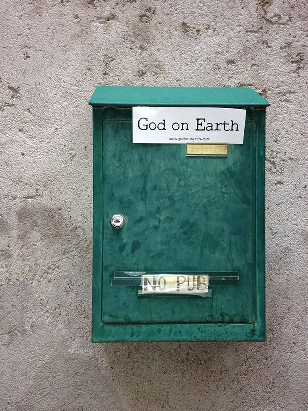 Sticker-#-Mailbox