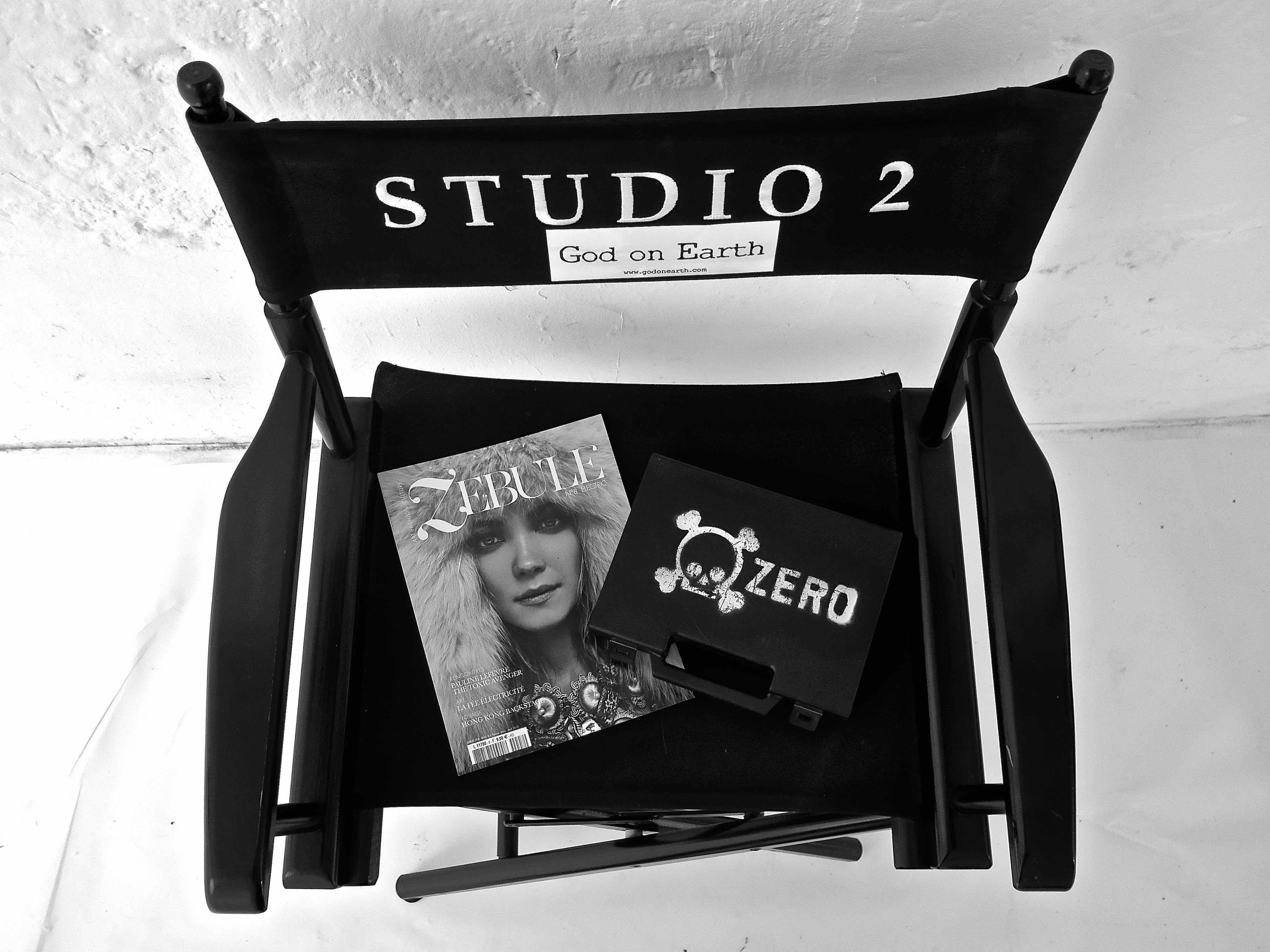 GOE Shooting # Zebule @ Studio Zero